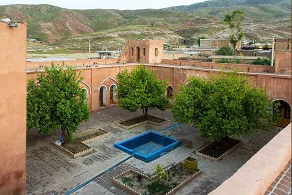 قلعه میر غلام - یزد  عکاس مرتضی امین الرعایایی