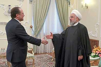 مشکلات و فرصتهای توسعه روابط ایران و اتریش