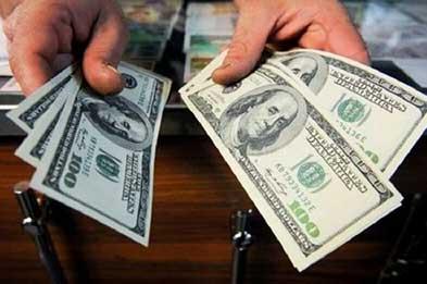 نرخ دلار به ۱۲ هزار و ۹۰۰ تومان کاهش یافت