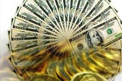 کاهش قیمت سکه و ارز