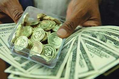 کاهش ۶۰ هزار تومانی نرخ سکه در بازار آزاد