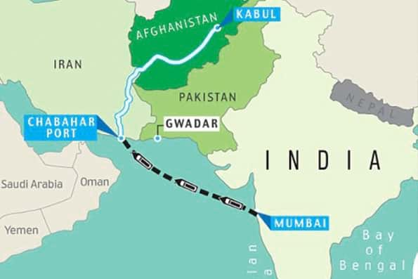 افغانستان در مسیر چابهار-هند خط کشتیرانی راهاندازی میکند