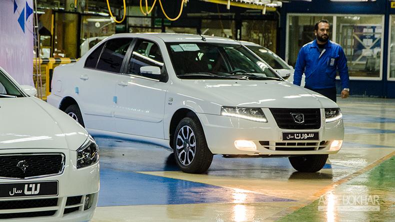 پیشفروش ۴ محصول ایران خودرو