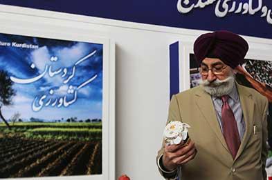حضور تجار ۲۷ کشور جهان در نمایشگاه ایران اکسپو
