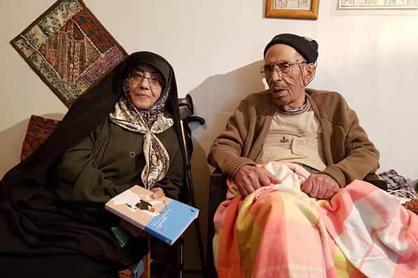 حکایت بلوچ و دیدار با دکتر محمود زند مقدم