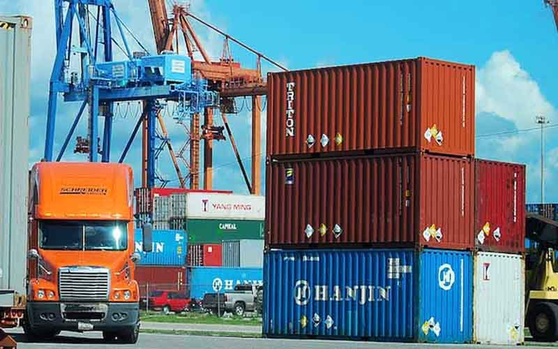 تجارت خارجی کشور از ۹ میلیارد دلار فراتر رفت