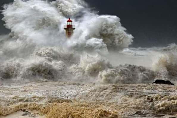 هشدار: توفان حارهای اقیانوس هند فردا به جنوب ایران میرسد