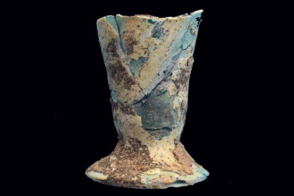 شهر تاریخی «تون» مرکز تولیدات صنعتی خراسان باستان بود