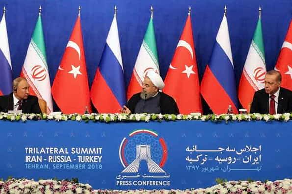 اجلاس تهران و افق پسابحران در سوریه