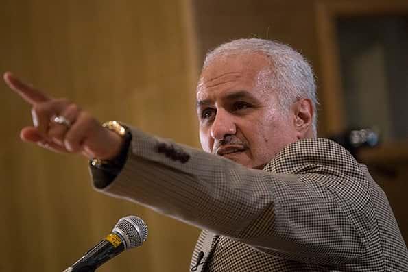 حسن عباسی به حبس محکوم شد