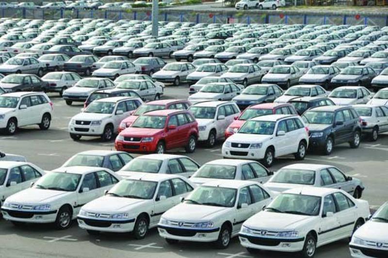 قیمت خودروها شیب نزولی گرفت