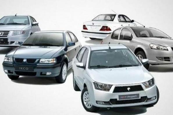 کاهش قیمت در بازار خودروهای داخلی