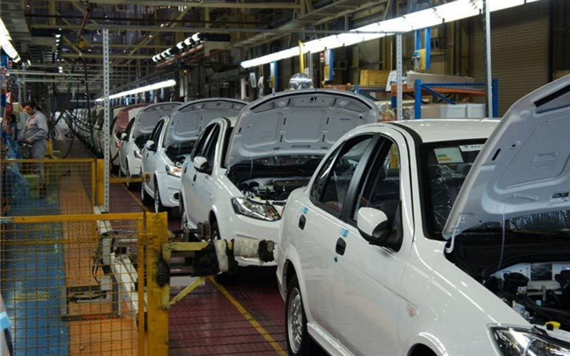 زیان انباشته صنعت خودرو به ۸۰ هزار میلیارد تومان رسید