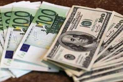 افزایش نرخ خرید و فروش ارز