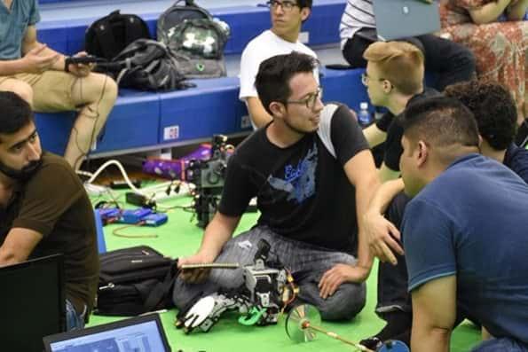 ایران 16مقام مسابقات جهانی رباتیک فیرا را از آن خود کرد