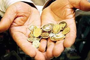 گذر قیمت سکه از مرز ۱۲ میلیون تومان