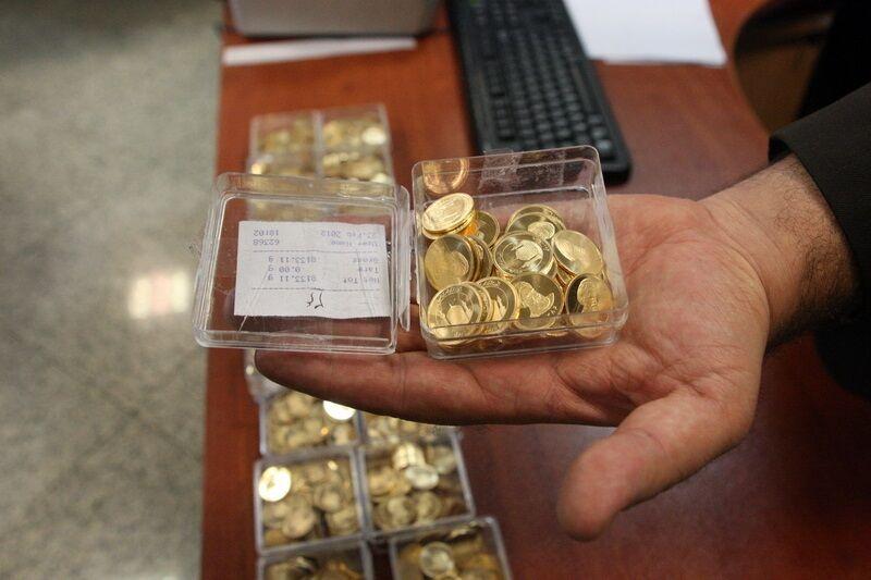 نوسان قیمت سکه در کانال ۴ میلیون و ۶۳۵ هزار تومانی