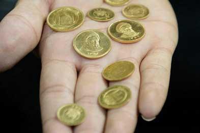 رشد قیمت سکه در کانال سه میلیونی