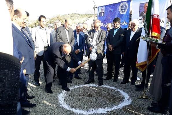 عملیات اجرایی توسعه شهرک صنعتی بهارستان کرج آغاز شد