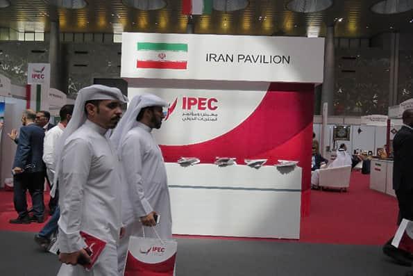 نمایشگاه بینالمللی دوحه با حضور44 شرکت ایرانی افتتاح شد