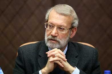 لاریجانی: مساله سوریه با نظامیگری حل نمیشود