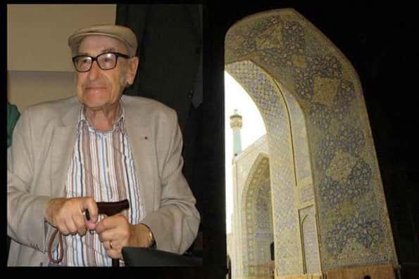 درگذشت ژیلبر لازار، استاد دکترعلی شریعتی و پوران شریعت رضوی
