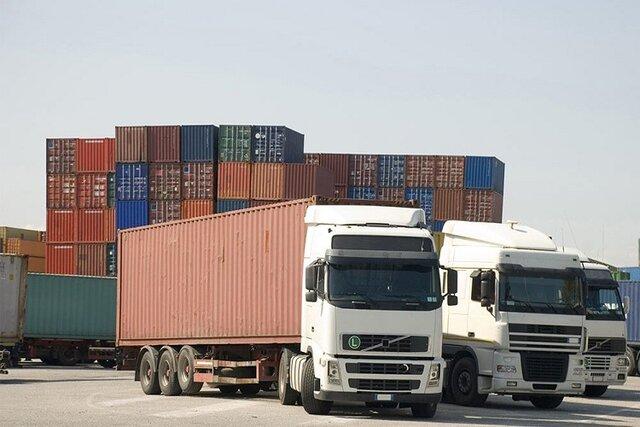 افزایش ۵۶ درصدی صادرات کالا از گمرک بازرگان