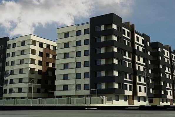 ساخت ۵۰ هزار واحد مسکونی شروع میشود