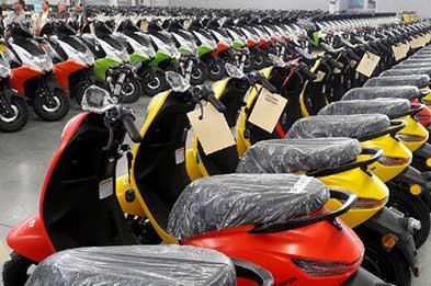 طرح جایگزینی موتورسیکلتهای بنزینی با برقی