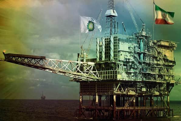 آمریکا میدان مشترک گازی ایران و انگلیس را از تحریم معاف کرد