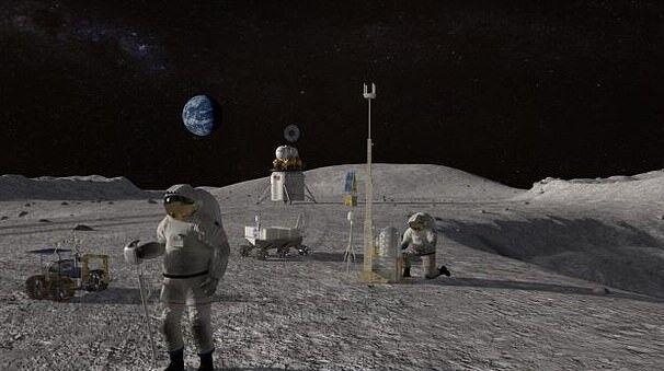 نوکیا سازنده اولین شبکه تلفن همراه در کره ماه