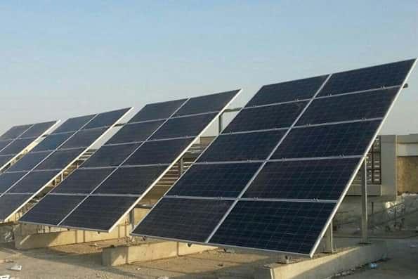 استفاده از انرژی خورشیدی در ادارات تهران کلید خورد