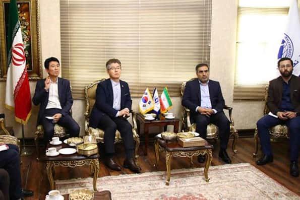 سفیر کره جنوبی: تحریم، فرصت ارتباط با تعاونیهاست