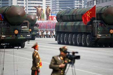 کره شمالی یکی از سکوهای پرتاب موشک خود را بازسازی می کند