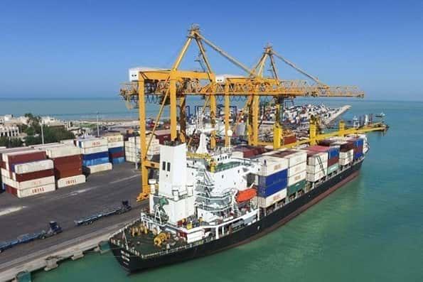 503 هزار تن کالا ظرف یک هفته وارد کشور شد