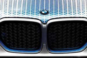 بخار آب، خروجی اگزوز سری جدید BMW