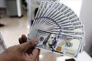 رشد ۸۵۰ تومانی نرخ دلار در صرافیهای بانکی