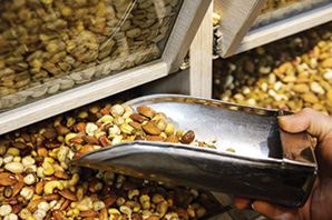 کاهش ۸۰ درصدی فروش آجیل در تهران