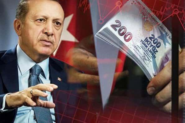 لیر ترکیه بازهم افت کرد