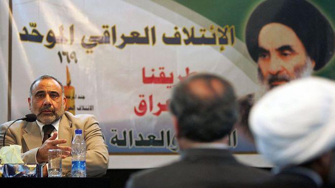توصیه سیستانی، استعفای عبدالمهدی