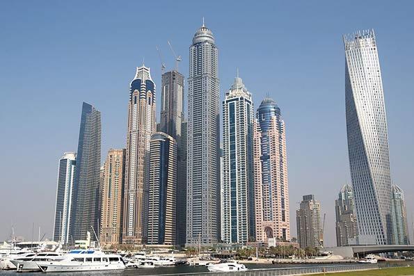 فاجعه در صورت ادامه ساخت و ساز در دوبی
