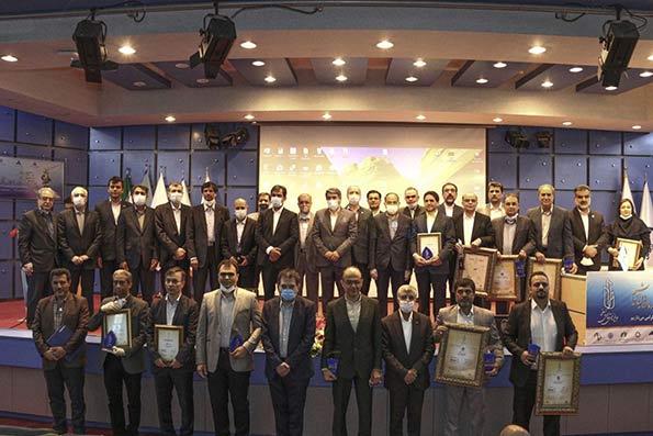 هفدهمین دوره جایزه ملی تعالی سازمانی برگزار شد