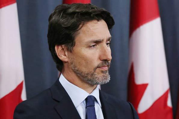 کرونا در کانادا، ترودو قرنطینه شد